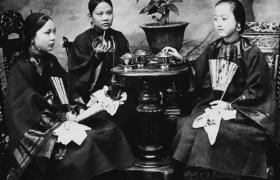 中国近代女性服饰的变化