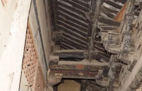 古建筑木结构修复——开裂木柱的修补方法