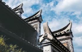 高椅古村——保存完好的侗族古村落
