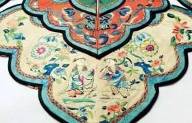 云肩之美——古代服饰文化