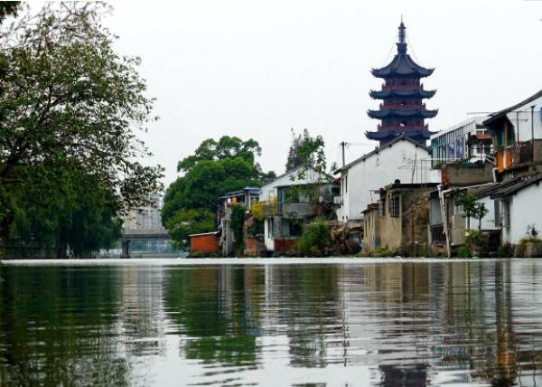 泗泾古镇——上海低调的千年古镇