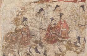 唐墓壁画——中国绘画史上璀璨的明珠