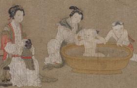 古代护发指南丨古人洗发那些事儿