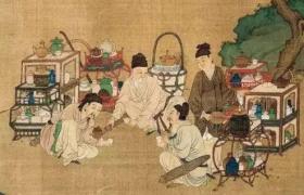 古代茶具设计,如何表现身份等级?