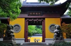 中国古建筑寺庙的布局