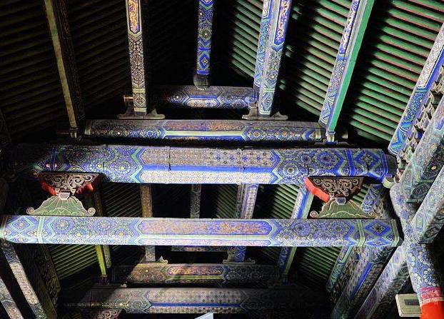 浅谈中国古建筑梁架的维修技术
